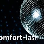 Comfort Flash 1º edição as 9hs 2º edição as 22hs